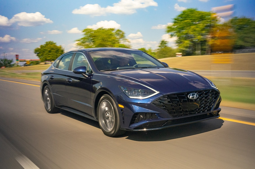 Review The 2020 Hyundai Sonata Is A Class Act