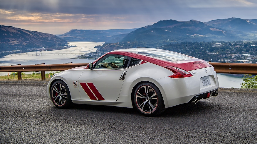 370z 0 60 >> 2020 Nissan 370z Review It S Ancient But Still Very Good