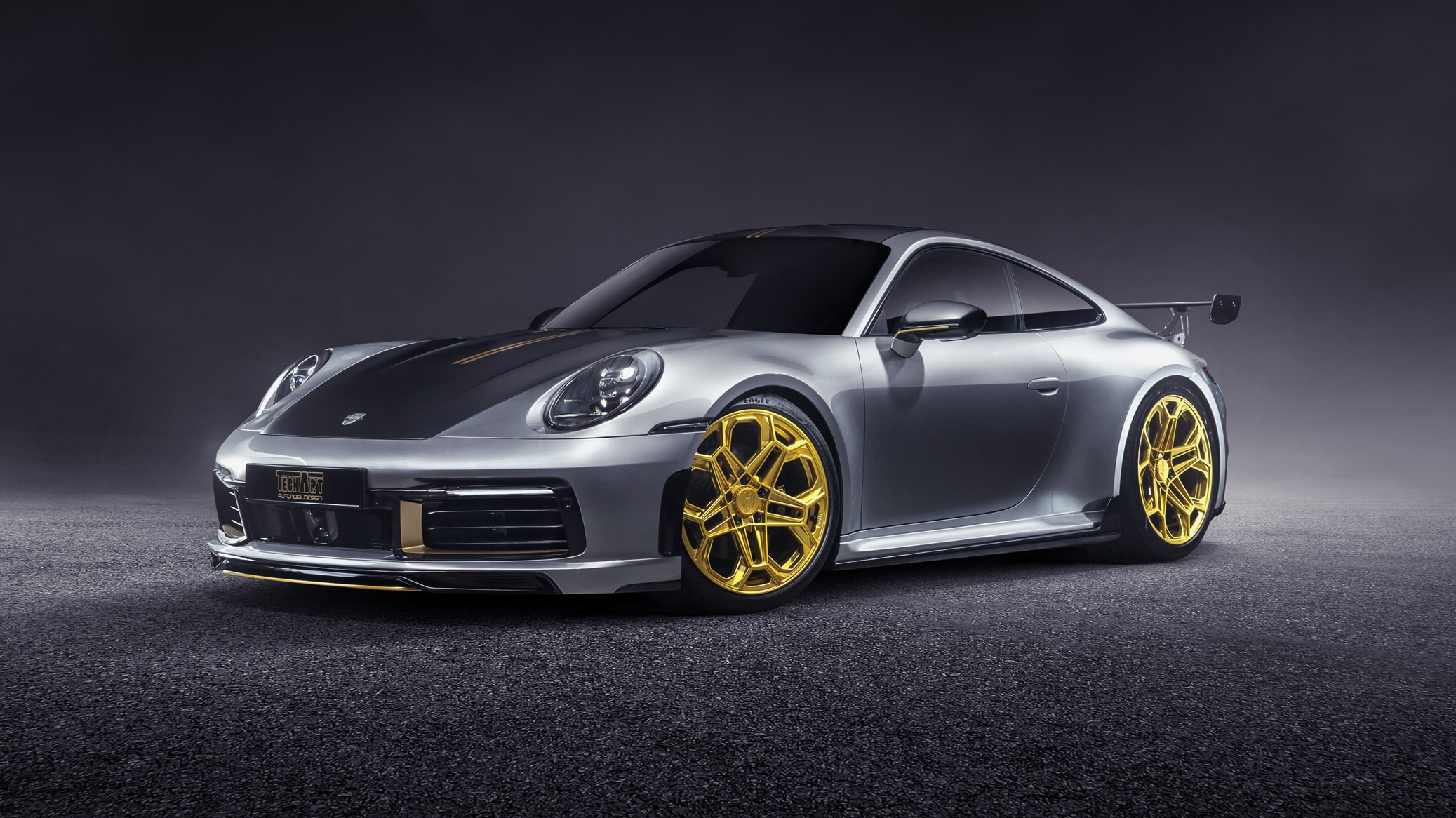 2020 Porsche 911 992 Gets The Techart Treatment And We Love The Interior