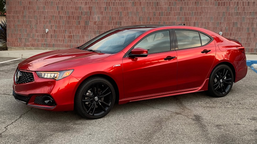 2020 Acura Tlx Review.Review The 2020 Acura Tlx Pmc Edition Is The Best Tlx Yet