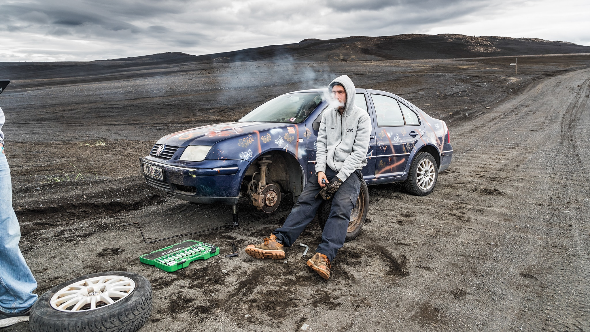 Gambler 500 in Iceland: Off-Roading in $500 Cars | Automobile Magazine