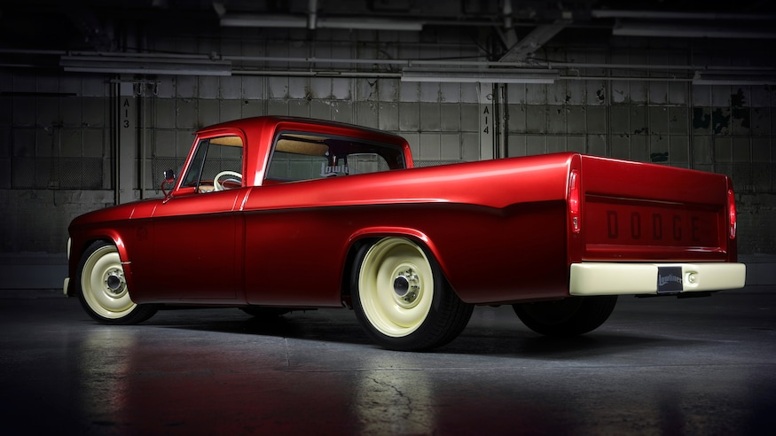 New Dodge Trucks >> Slammed Mopar Lowliner Classic Dodge Truck New Diesel
