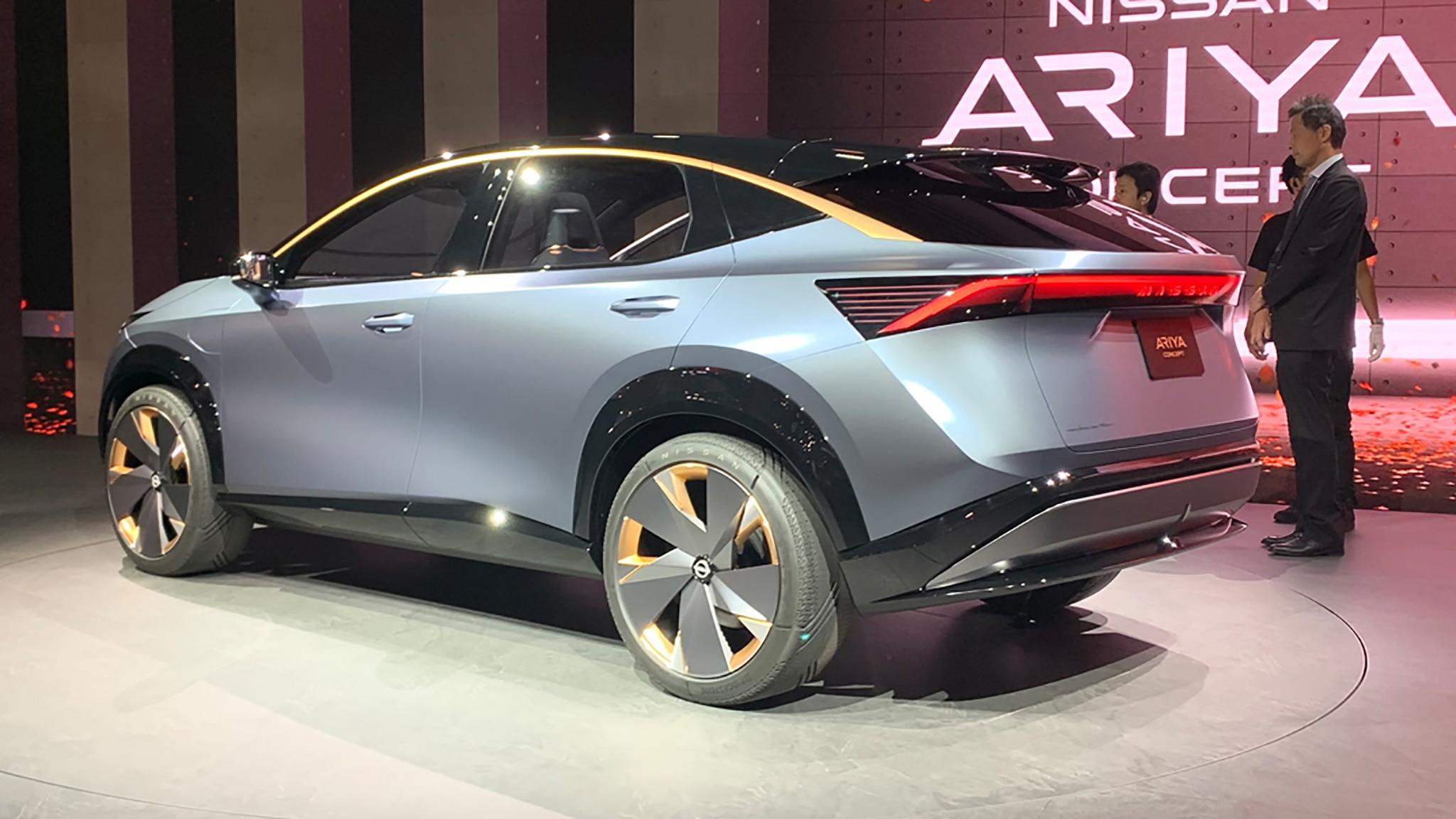 Best Ev Cars >> Nissan's Ariya EV SUV Concept Is Basically Production-Ready | Automobile Magazine - Automobile