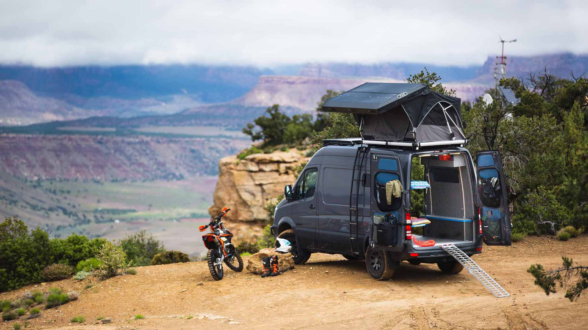 10 Cool Camper Van Conversions You Can (Probably) Afford