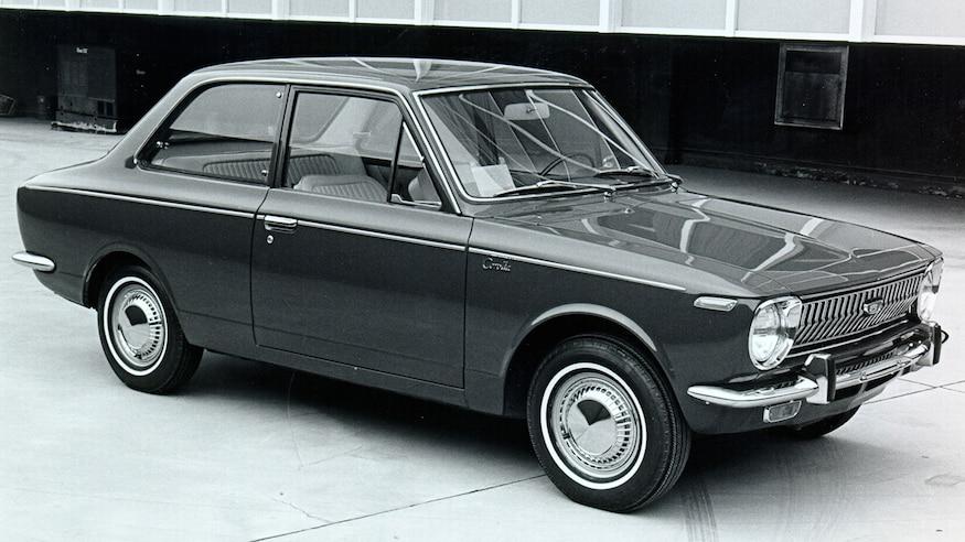 1966 Toyota Corolla