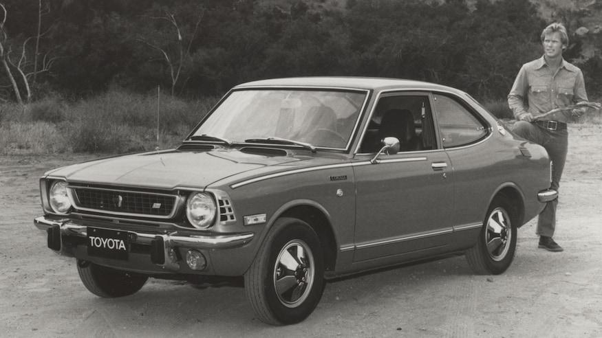 1971 1974 Toyota Corolla 1