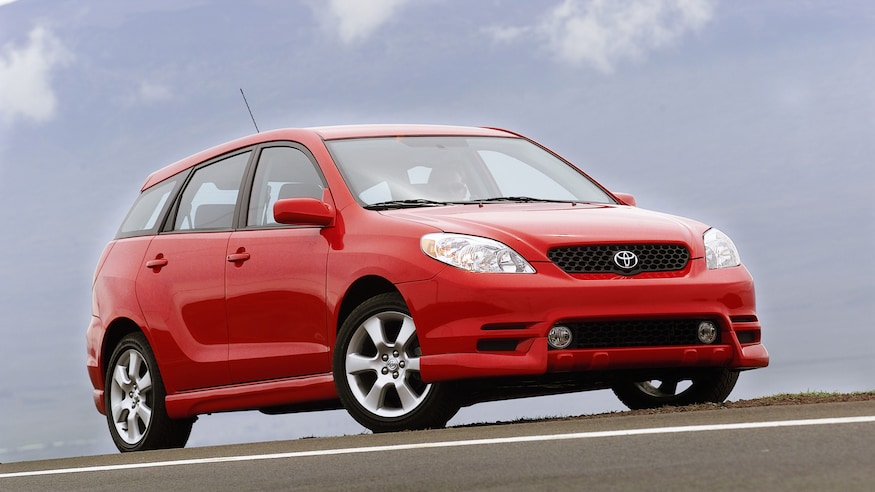 2004 Toyota Matrix XRS 1
