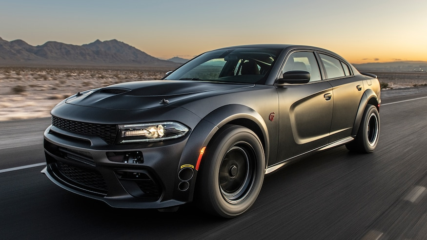 The Ultimate Dodge Charger 1525 Hp Twin Turbo Widebody