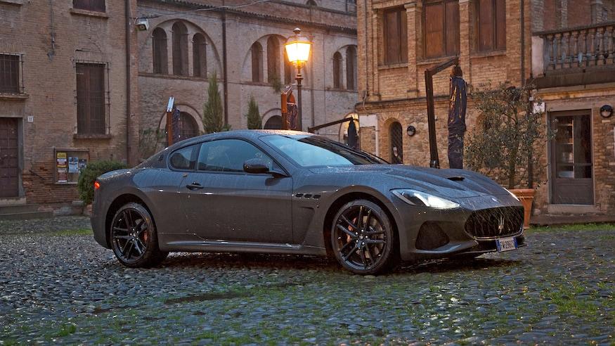An Italian Goodbye For Maserati S Gorgeous Ferrari Powered Granturismo