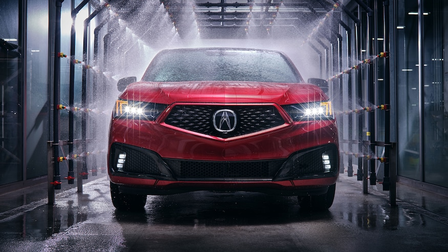 The 2020 Acura Mdx Pmc Edition Brings Supercar Quality To An