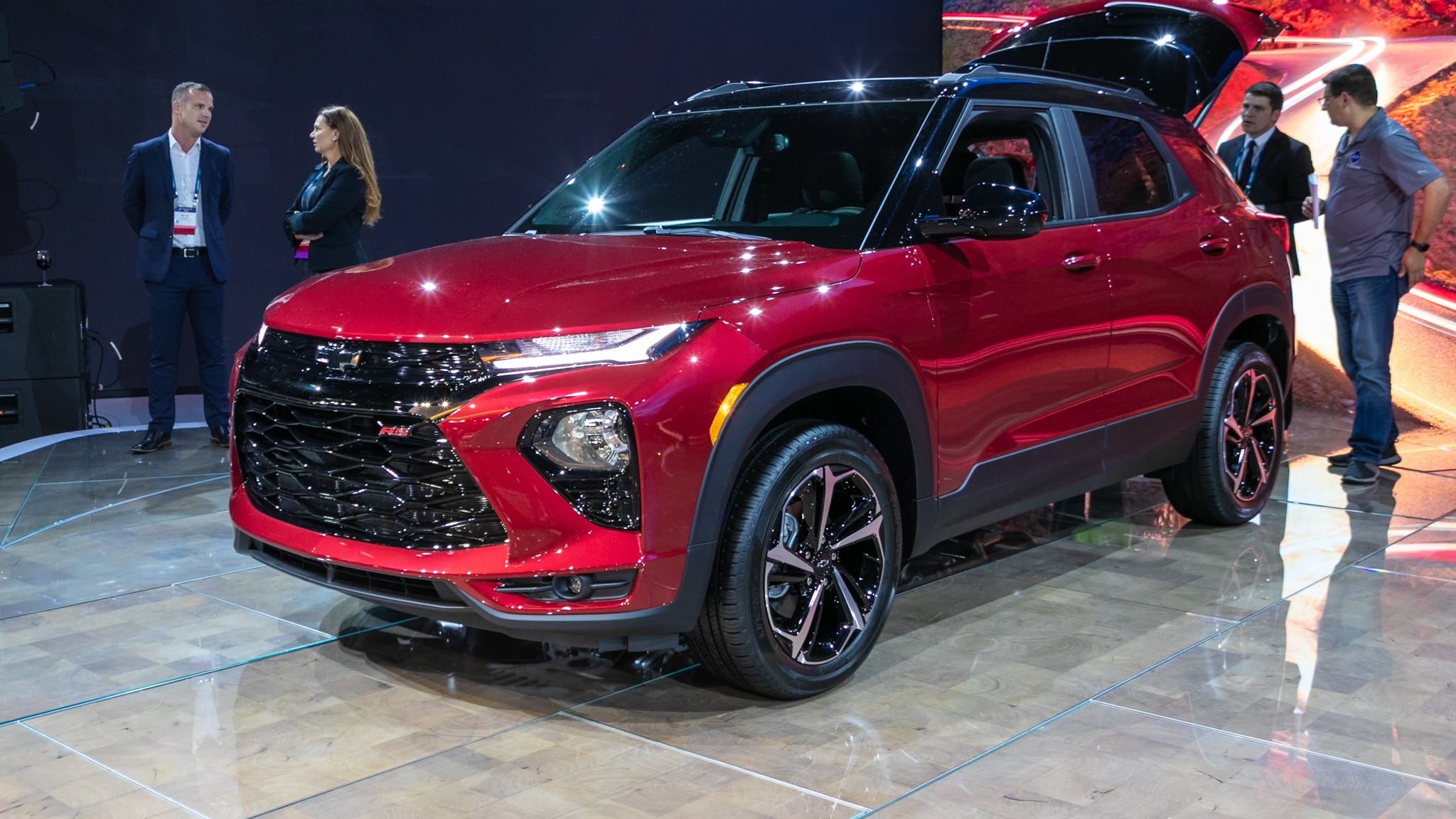 The 2021 Chevrolet TrailBlazer Fills a Thin Niche, Because ...