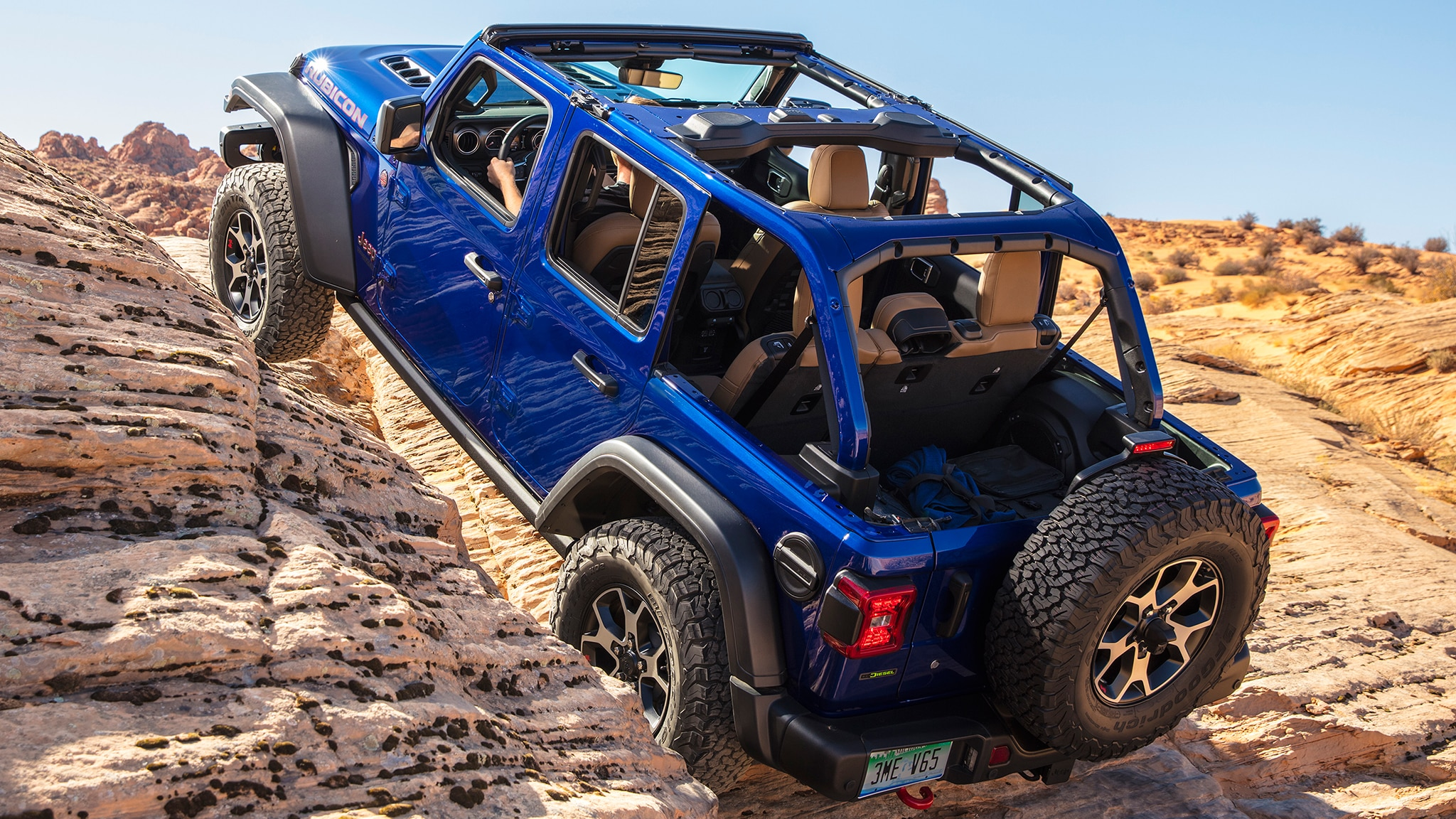 2020 Jeep Wrangler Ecodiesel First Drive Review