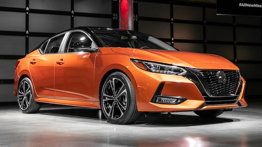 2020 Nissan Sentra Represents Huge Leap Over The Old One