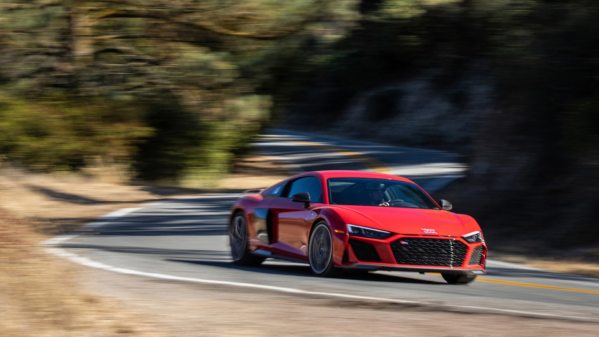 2020 Audi R8 First Drive Review Forget Me Not
