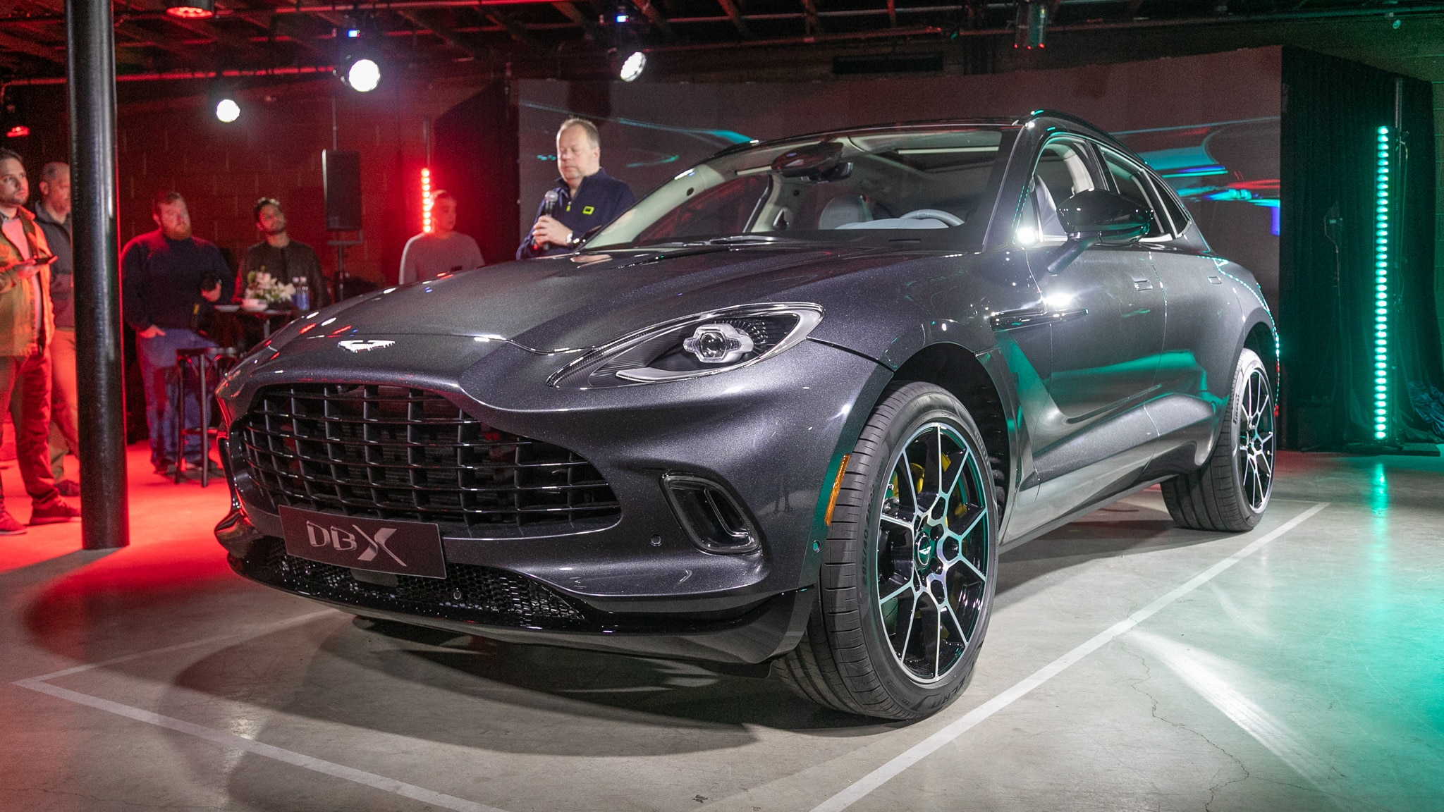 Ford Hybrid Suv >> 2021 Aston Martin DBX SUV First Look: Price, Specs, and ...