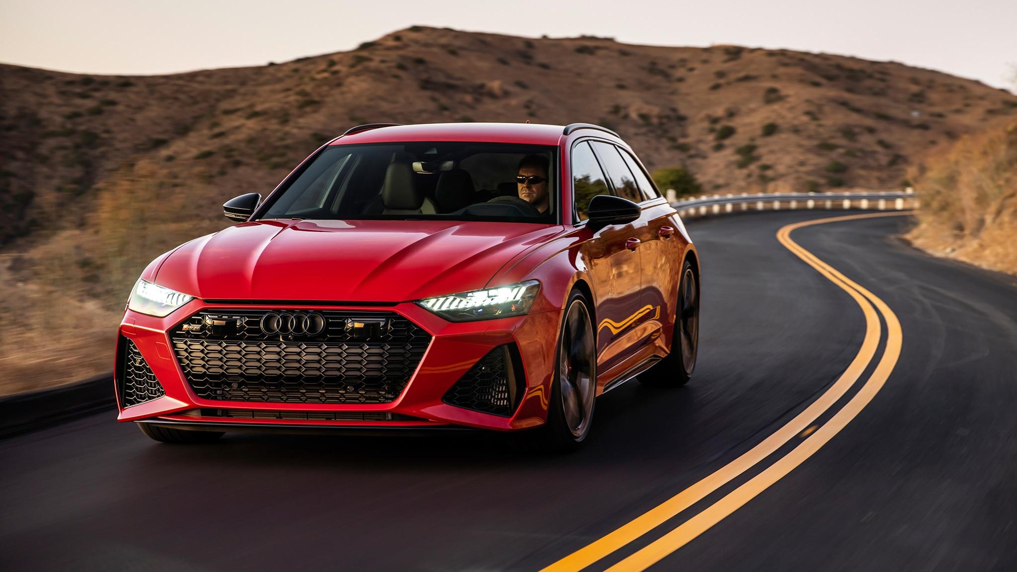 Kelebihan Audi Rs6 Quattro Top Model Tahun Ini