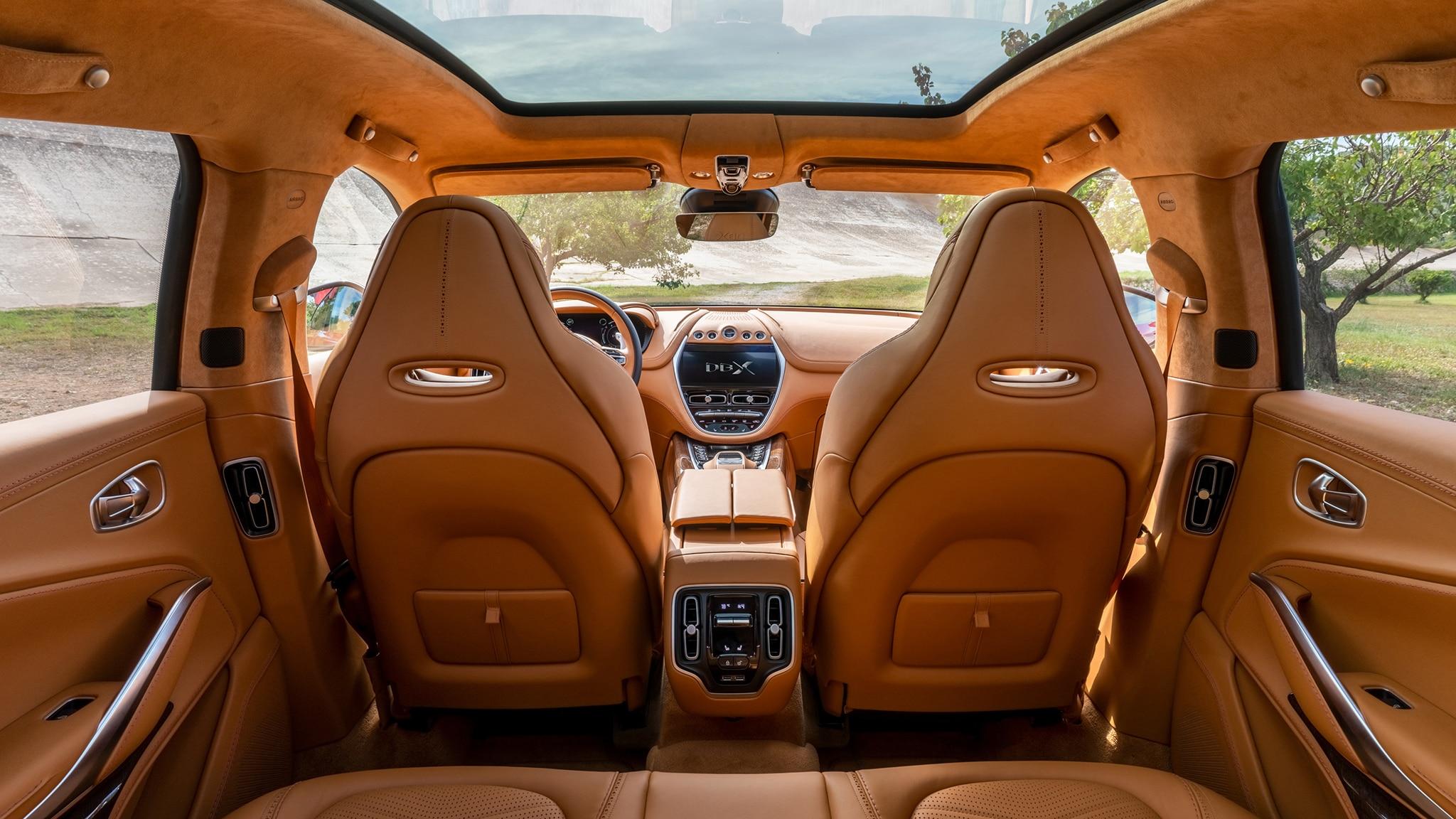 Grand Wagoneer 2018 >> Aston Martin DBX SUV: Price, First Interior Image Released | Automobile Magazine - Automobile