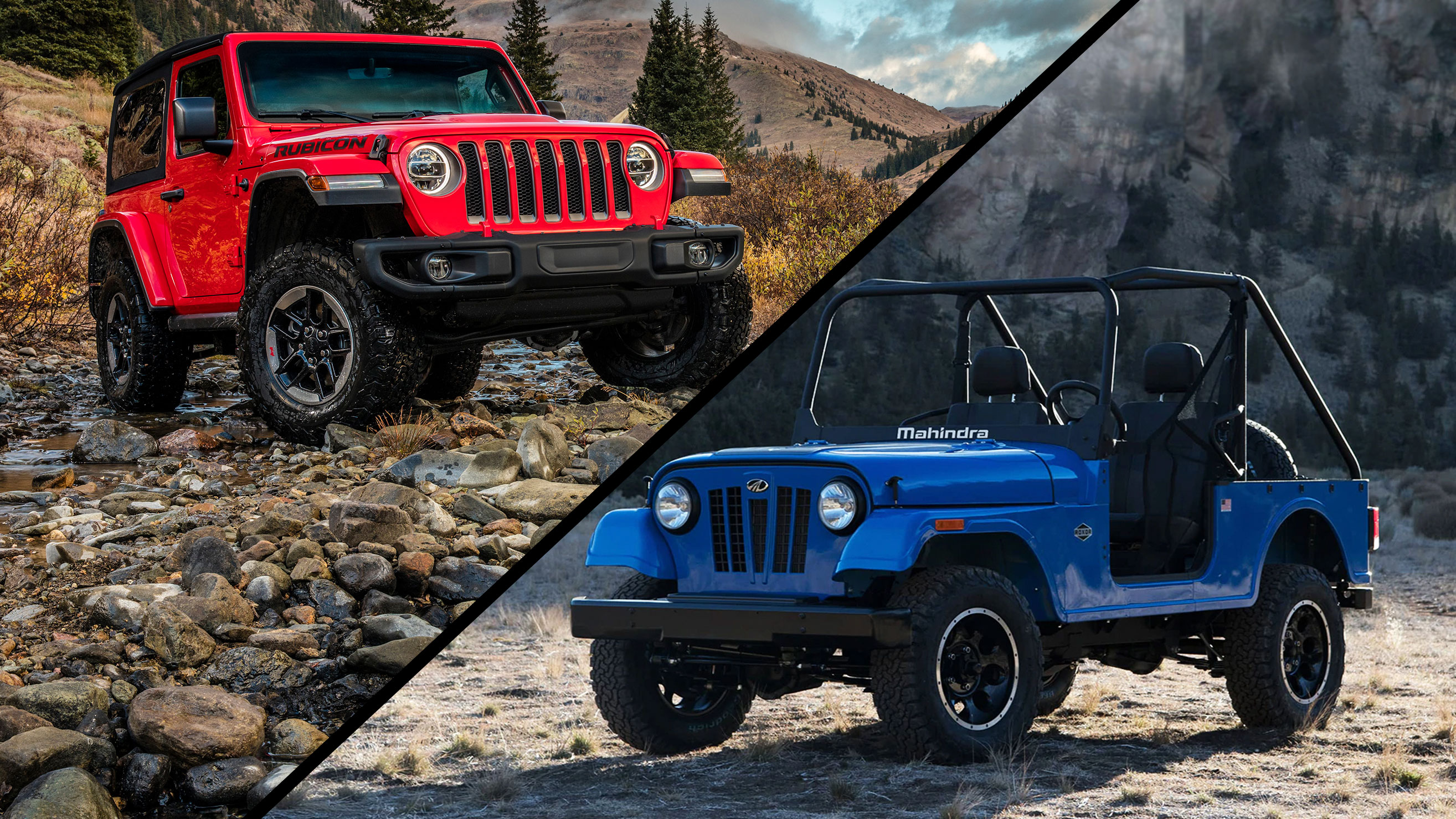 Jeep, FCA Win Court Victory Against Mahindra Roxor