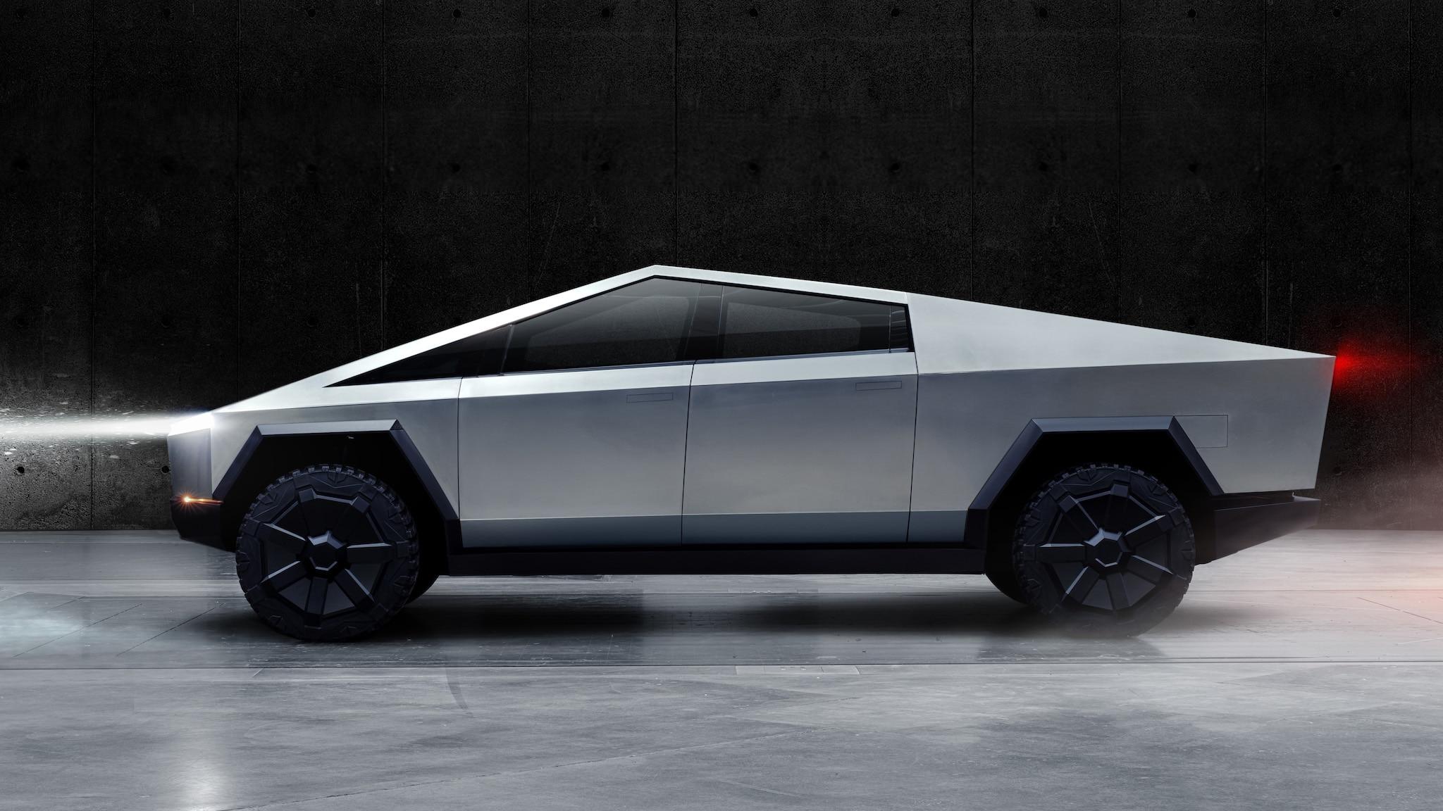Ram Ecodiesel Review >> Tesla Cybertruck: Range, Power, Payload, Towing, Price ...
