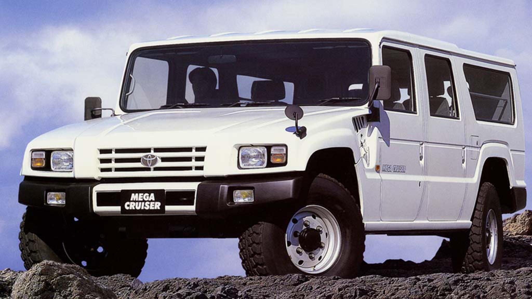 Toyota Mega Cruiser SUV: History of Japan's Hummer | Automobile