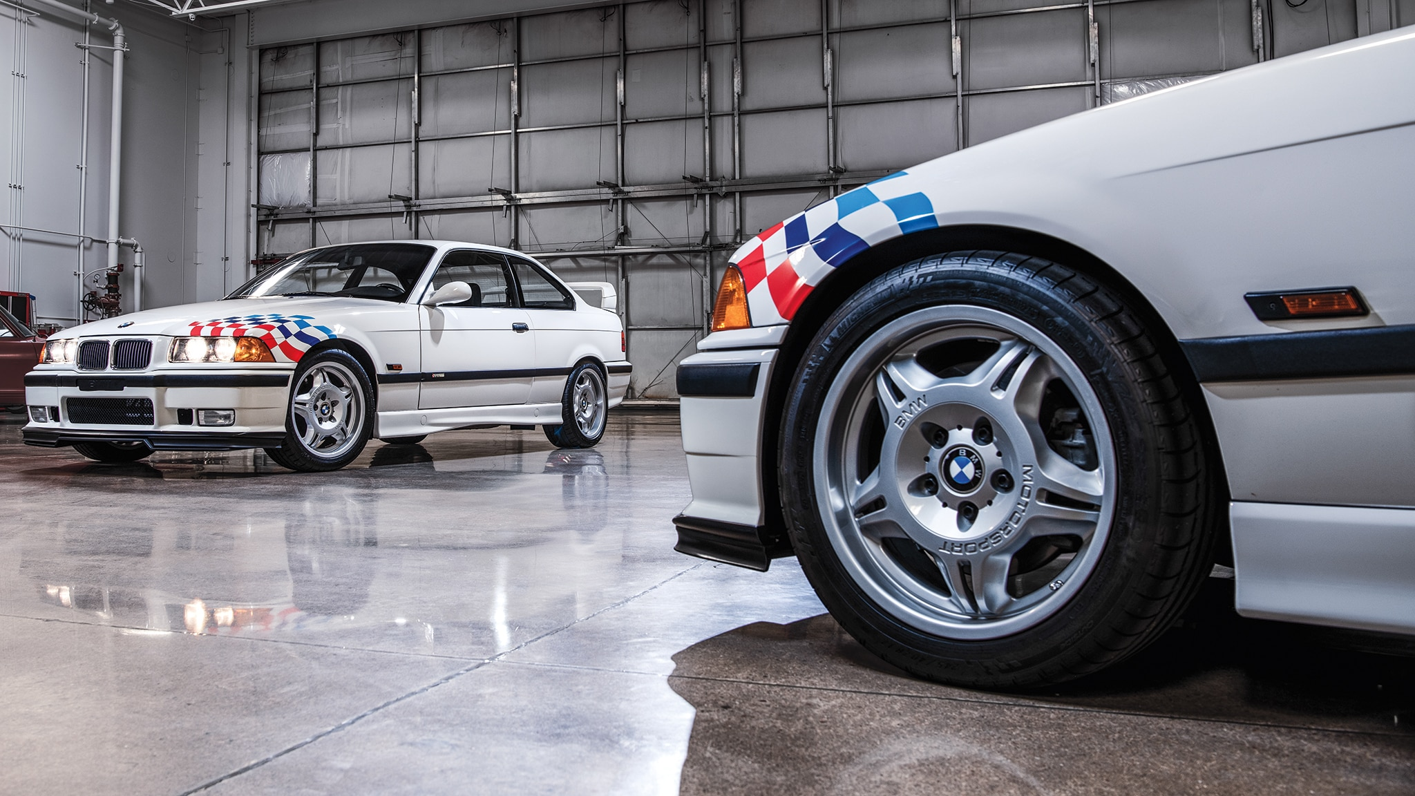 Paul Walker S 1995 Bmw M3 Lightweight Sells For Record Price