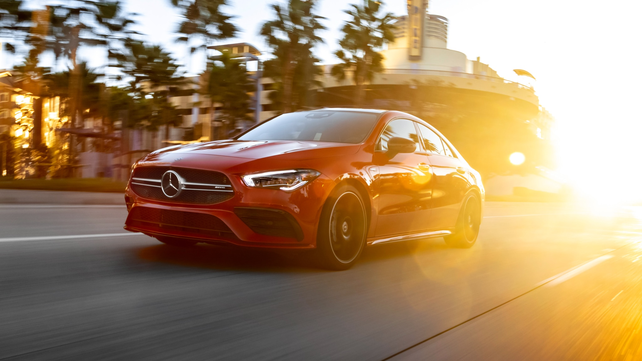 2020 Mercedes-AMG CLA35 First Drive Review: Try Another Gate