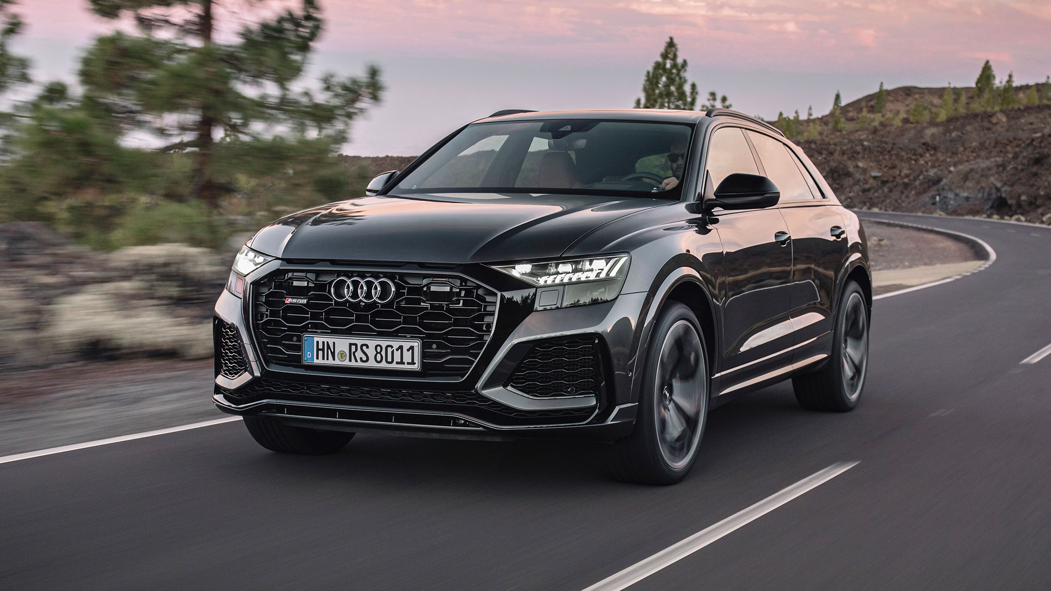 2020 Audi Rs Q8 First Drive A Compelling Enough 591 Hp Alternative To The Rs6 Avant Wagon