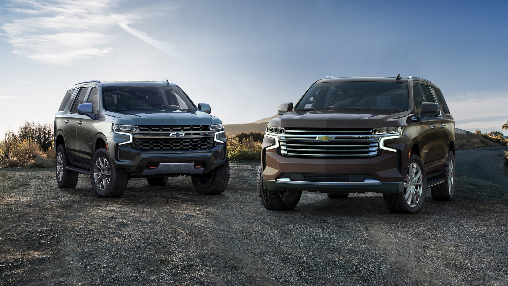2021 chevy tahoe and suburban photos specs  more