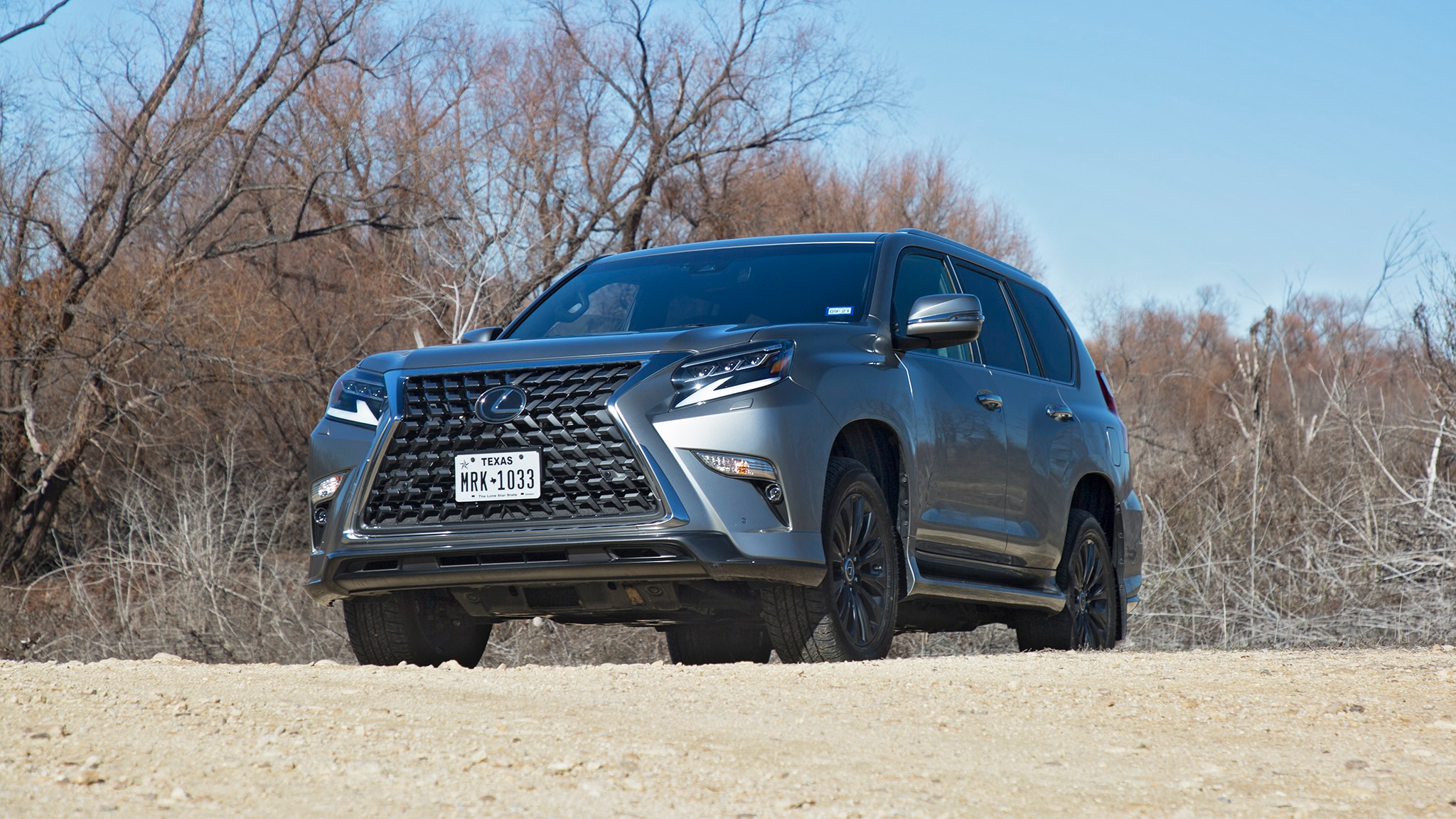 2020 Lexus GX460 Reminds Us Why We Love Old-School SUVs