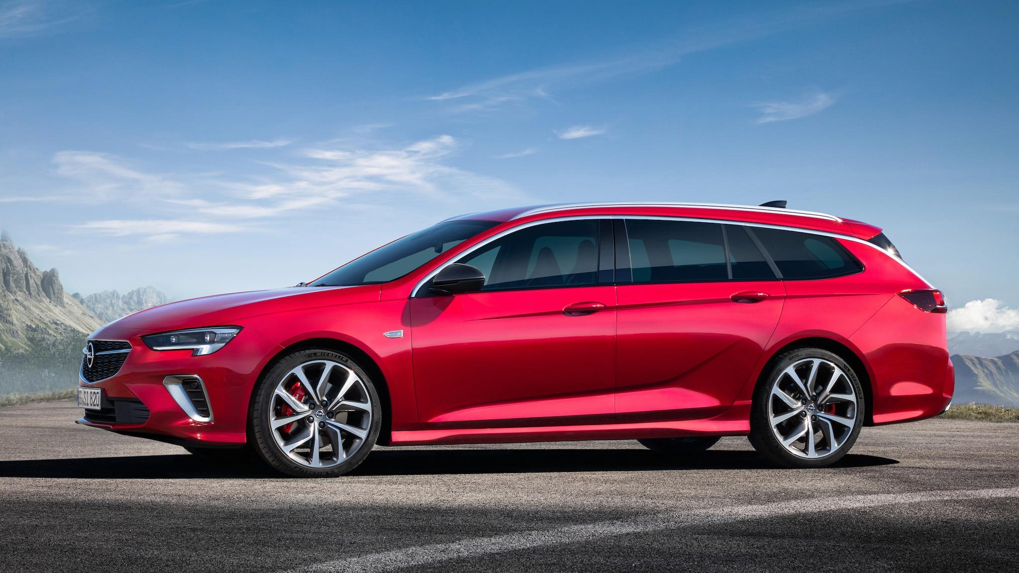 The Buick Regal TourX Wagon Just Got Even Better for 2020—as an Opel