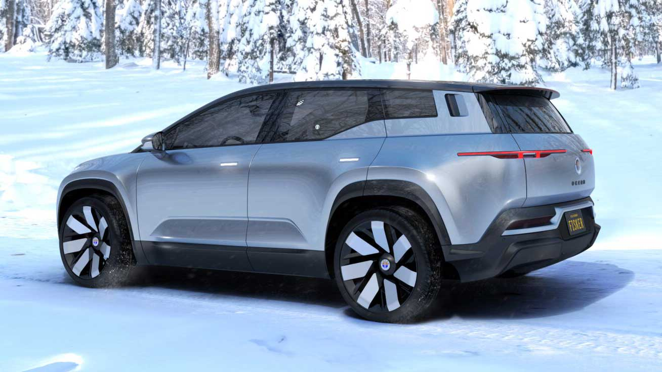 New Ford Bronco >> 2021 Fisker Ocean Electric SUV First Look: Sub-$40K Tesla ...