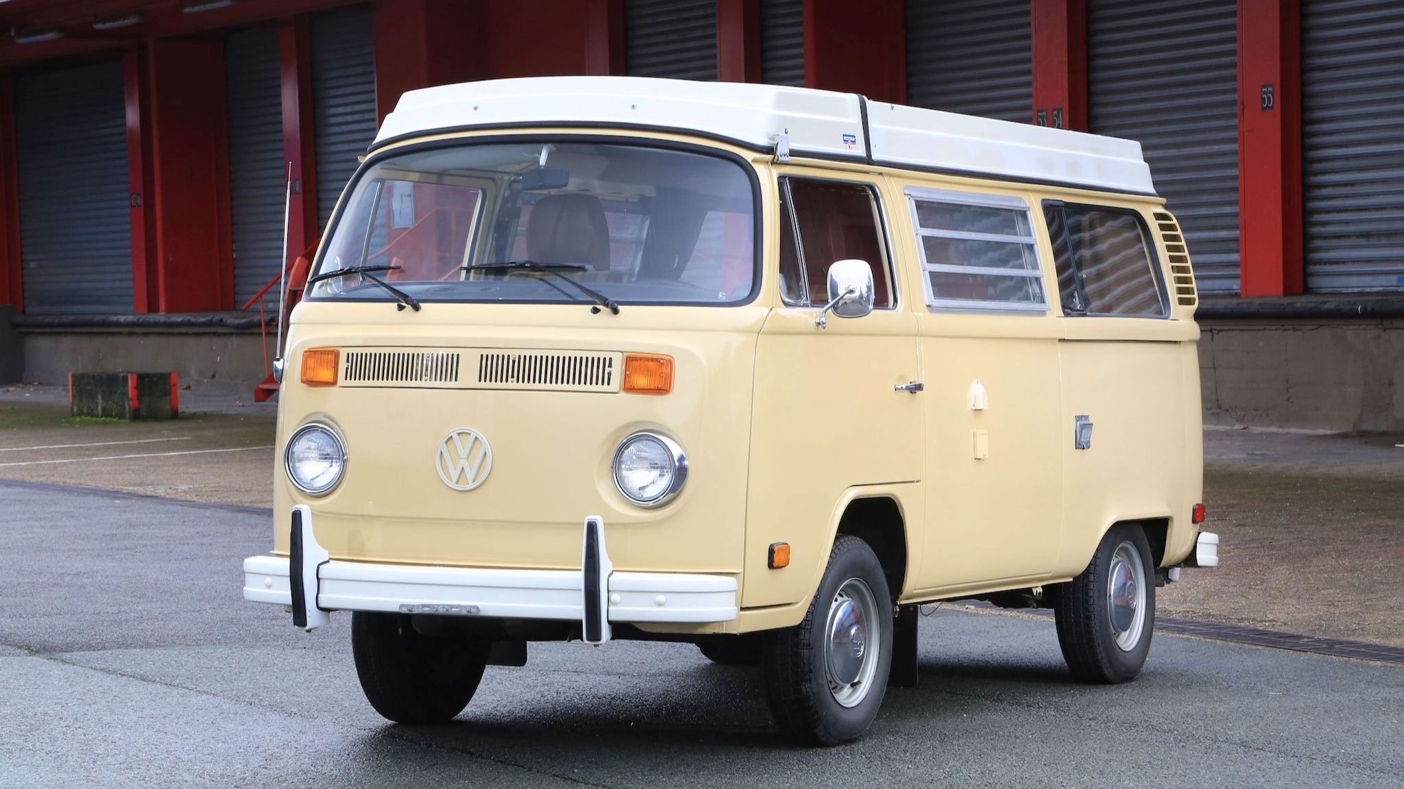 This 1978 Volkswagen Microbus Really Sold For Six Figures