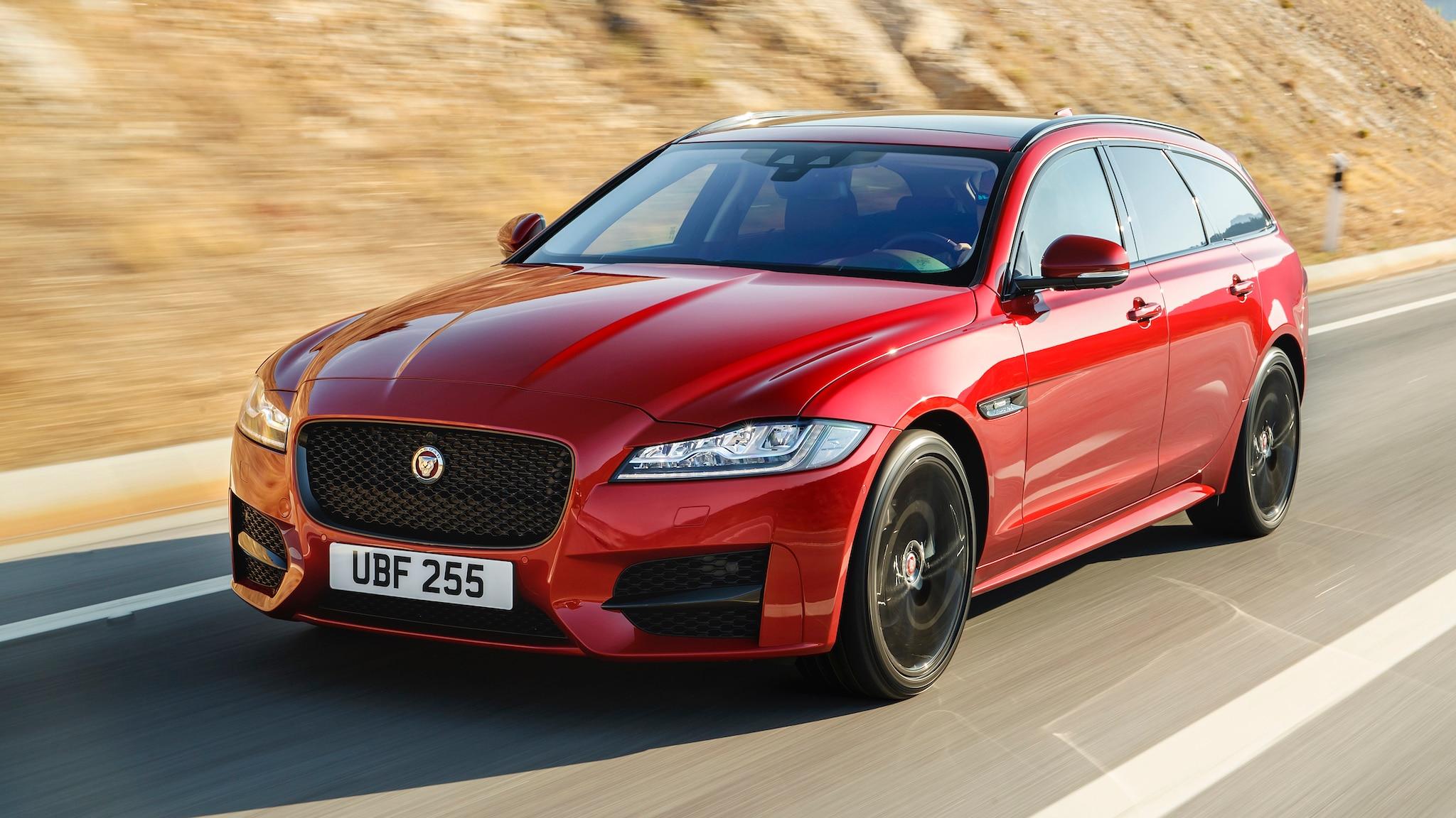 Jaguar XF Sportbrake Wagons Now Have $20,000 Discounts (or More!) - Automobile