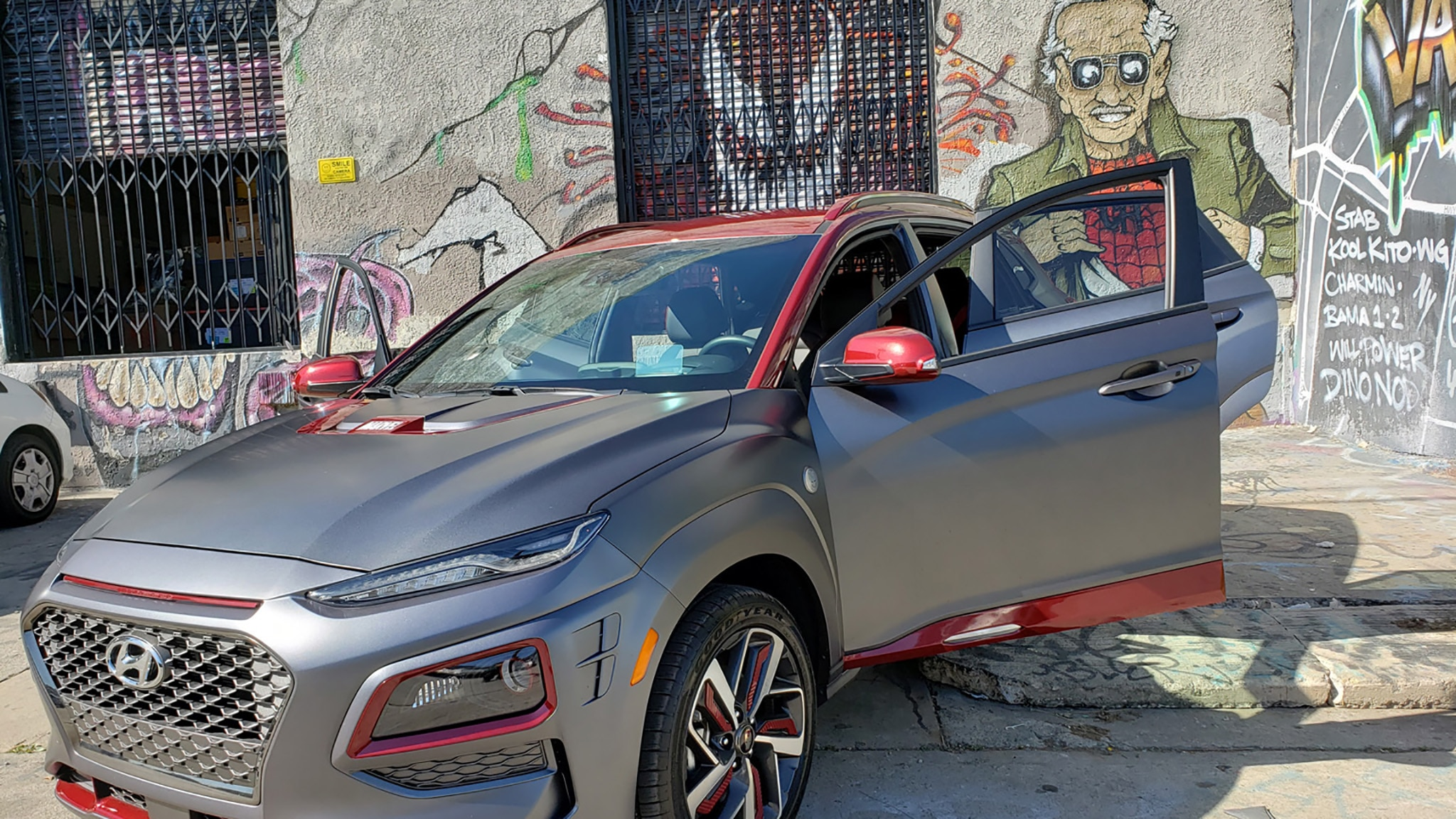 Silly Secrets Of The Hyundai Kona Iron Man Edition