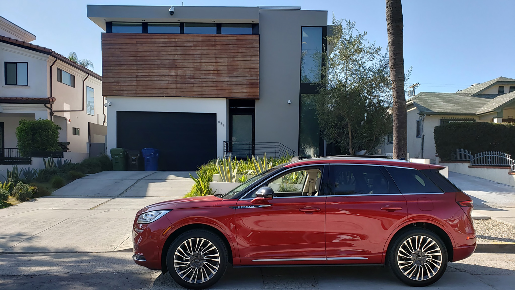 2020 Lincoln Corsair AWD Reserve Quick Take Review - Automobile