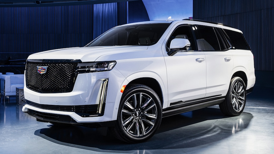 Best Hvac Systems 2021 2021 Cadillac Escalade Revealed: A Bigger, Better Flagship