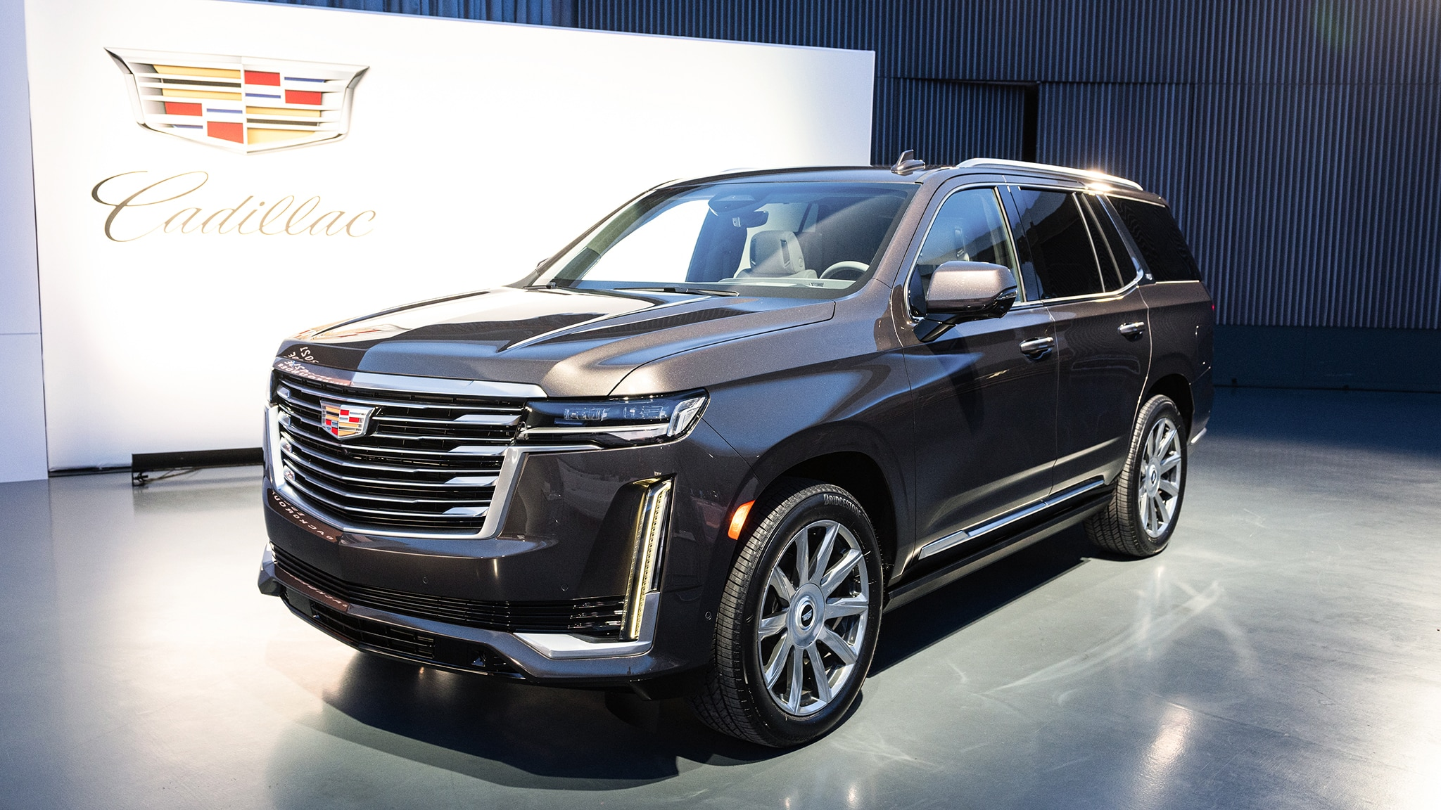 2021 cadillac escalade design and styling