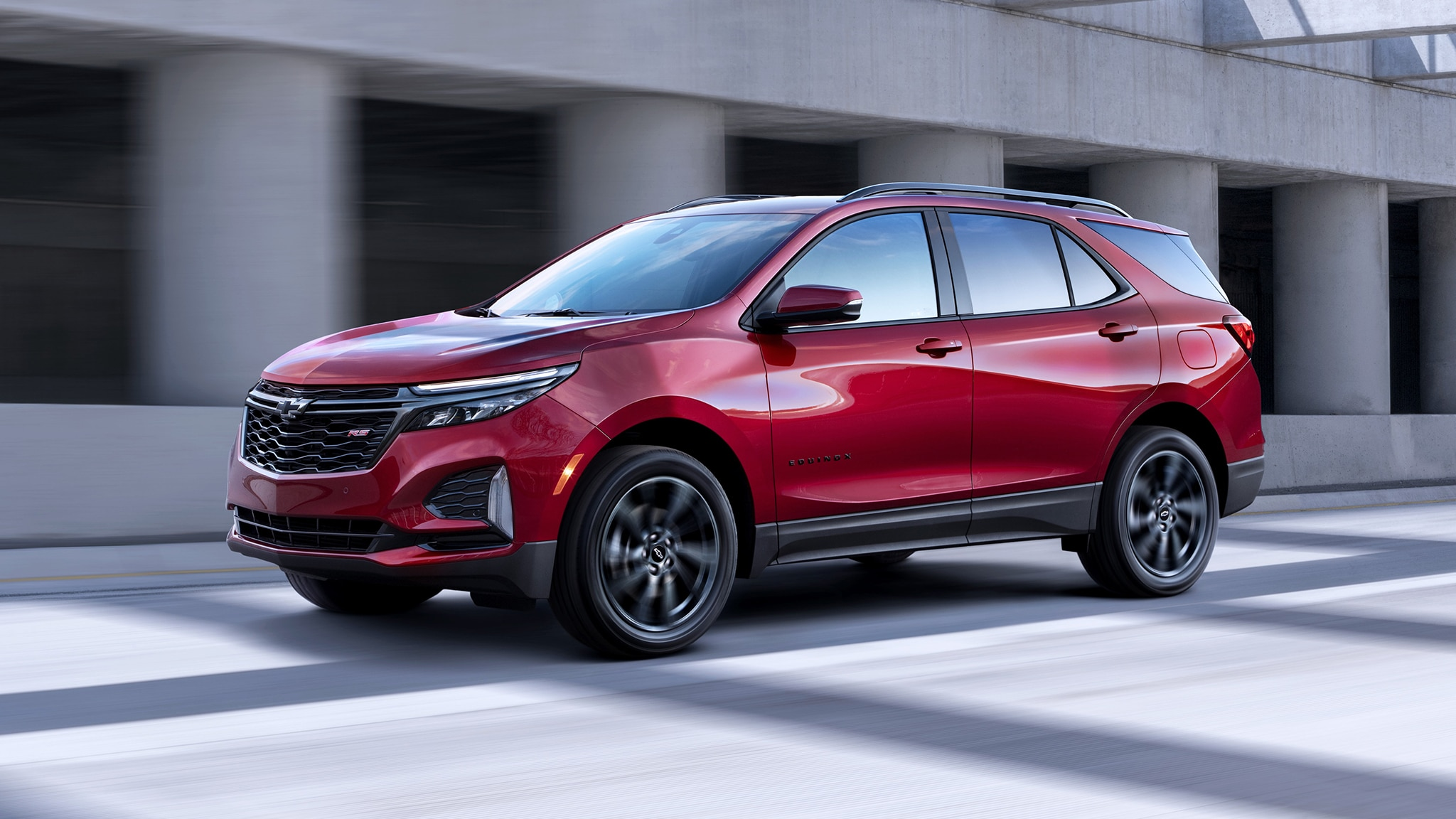 2021 Chevrolet Equinox Gets New RS Model at 2020 Chicago ...
