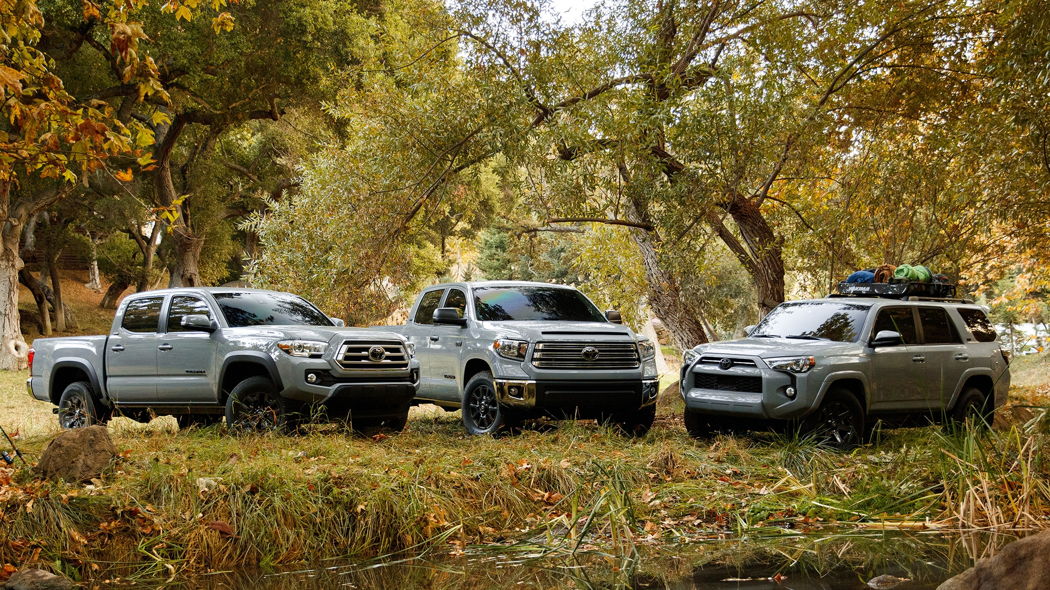 2021 Toyota 4Runner, Tacoma, And Tundra Trail Editions at 2020 Chicago Auto Show