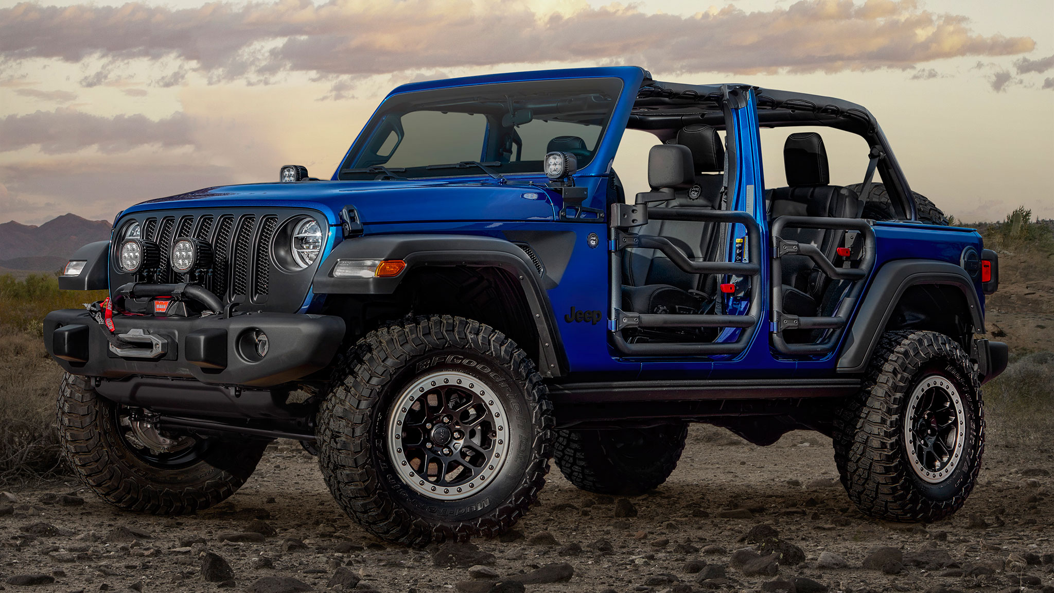 2020 Jeep Wrangler JPP 20: A Factory-Modified Special Packed with Mopar  Parts