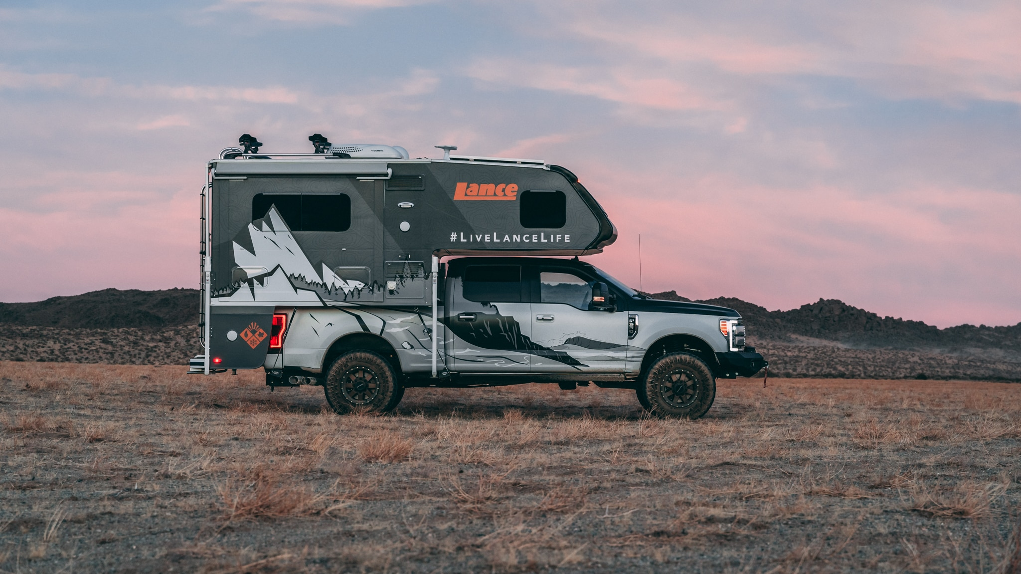 A Three Day Excursion In The Four Season Lance Altimeter Truck Camper
