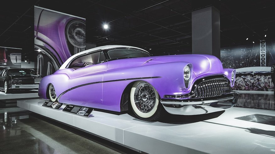 James Hetfield S Reclaimed Rust Collection Takes Over The Petersen Automotive Museum