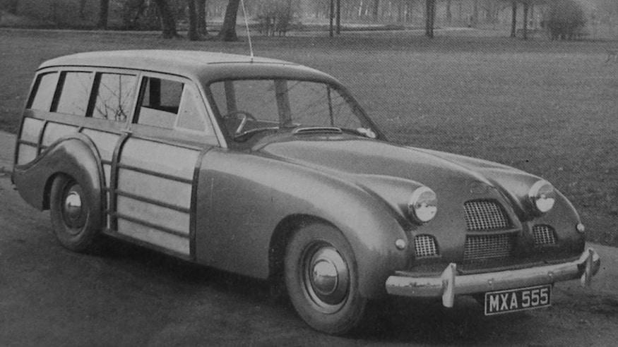 1951_Allard_P2_Safari