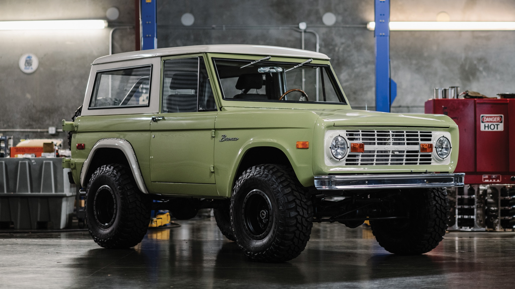 Ford Bronco: Buying Tips, Auctions, Info