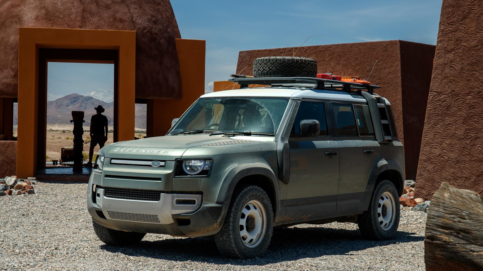2020 Land Rover Defender 110 первый диск, цена, характеристики, 0-60 и более