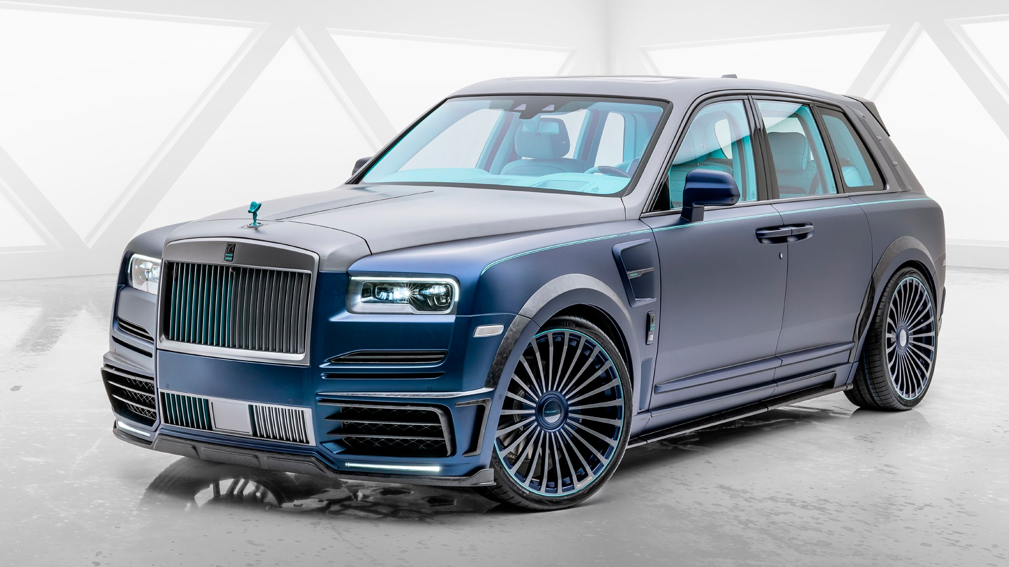 Not Even Coronavirus Can Stop Mansory From Ruining Luxury Cars