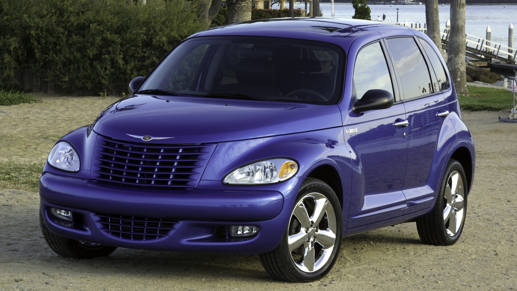 Kelebihan Chevrolet Pt Cruiser Perbandingan Harga
