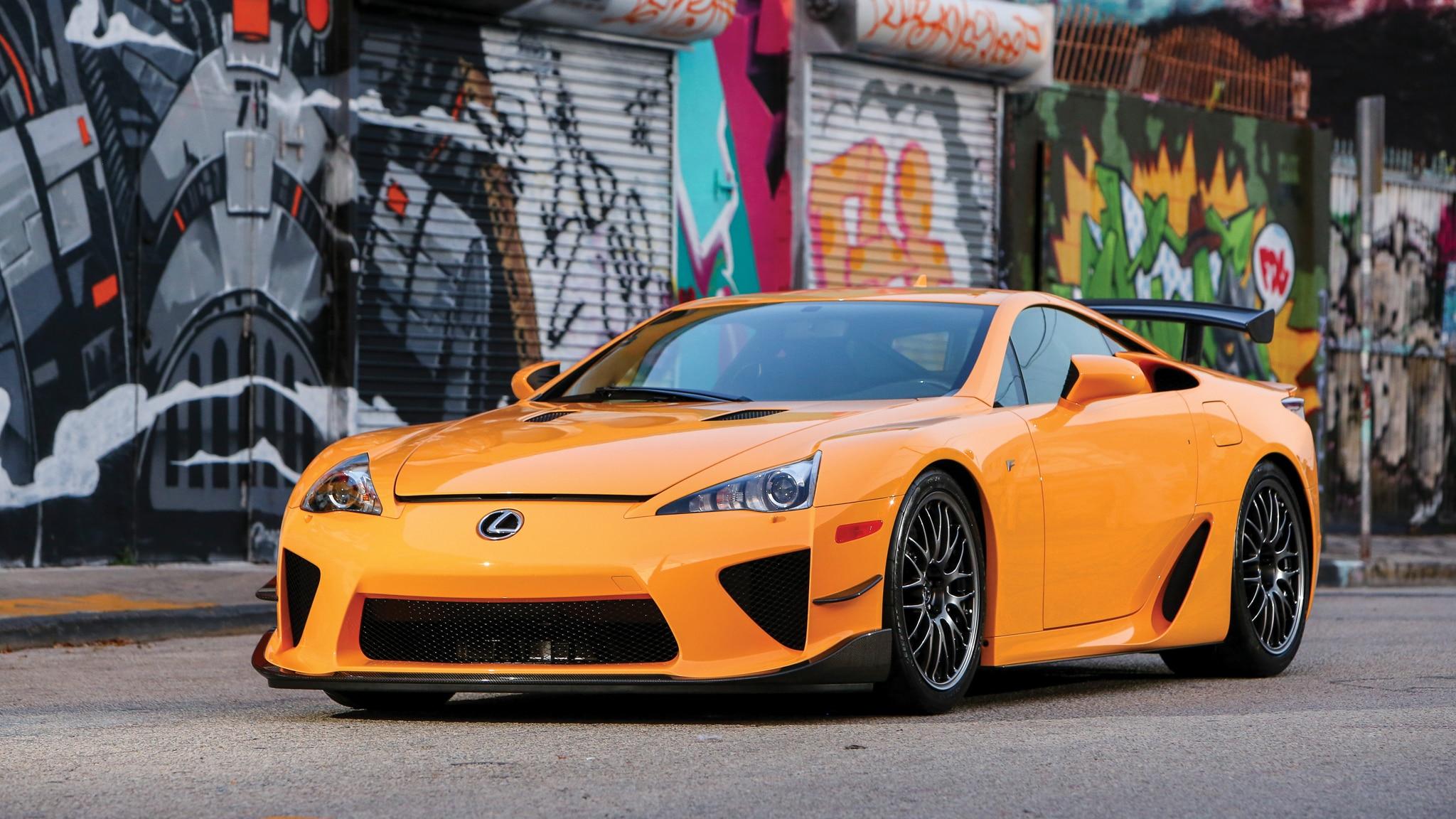 Lexus Lfa Price Market Watch History Models Specs And More