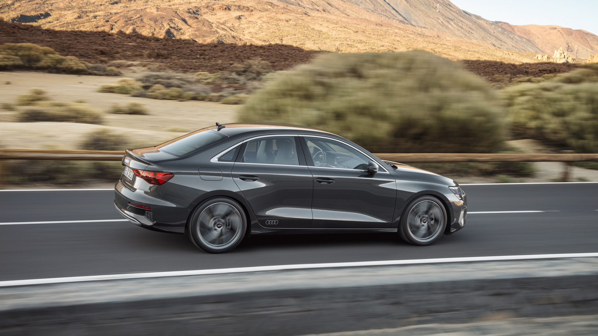 Audi Introduces Great Looking 2021 A3 Sedan Complete With New Coke Bottle Shape