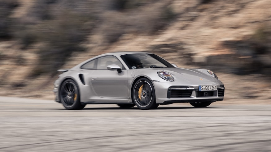 2021 porsche 911 turbo s first drive review how is this even possible 2021 porsche 911 turbo s first drive